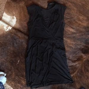 Bcbg dress with leah cut outs